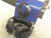 PULSE Video Game Accessory SONY CECHYA-0080 BLACK WIRELESS STEREO HEADSET
